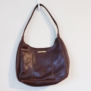 Nine West vegan leather hobo style bag